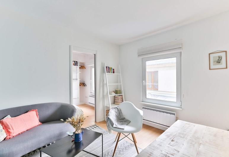 Cozy Apartment in the Heart of the Marais - Paris, París, Habitación