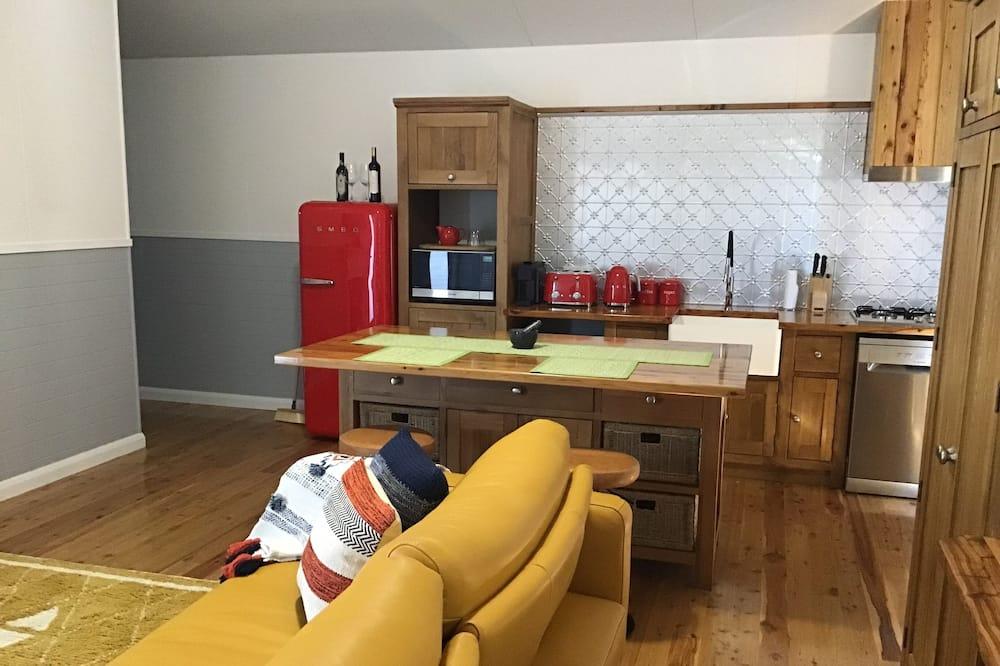 Розкішні апартаменти - Житлова площа