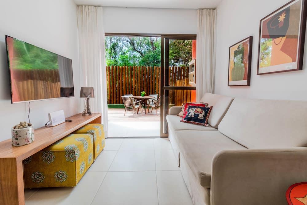 Apartment - Bilik Rehat