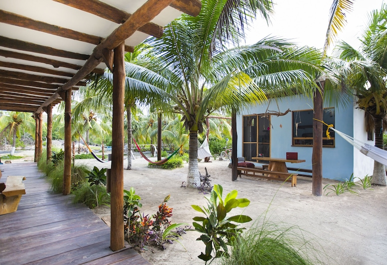 Capital O Art Maya Rooms, Isla Holbox, Terrace/Patio