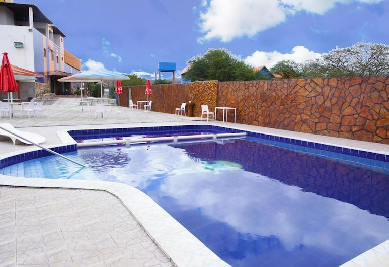 Agreste Water Park Hotel, Bezerros, Vonkajší bazén
