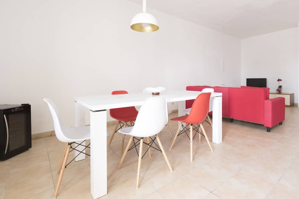 Apartmán, 3 spálne, terasa, výhľad na more - Obývacie priestory