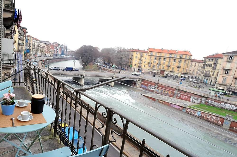 Apartment, 2 Bedrooms, Balcony, River View - Balcony