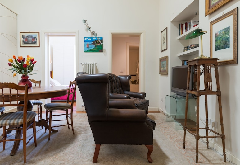 Re David Apartment by Wonderful Italy, Bari, Apartment, 1 Bedroom, Living Area