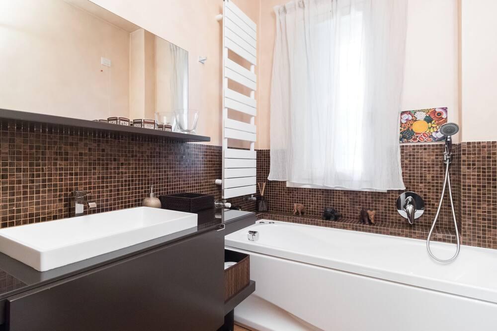 Apartmán, 2 ložnice - Soukromá vířivka