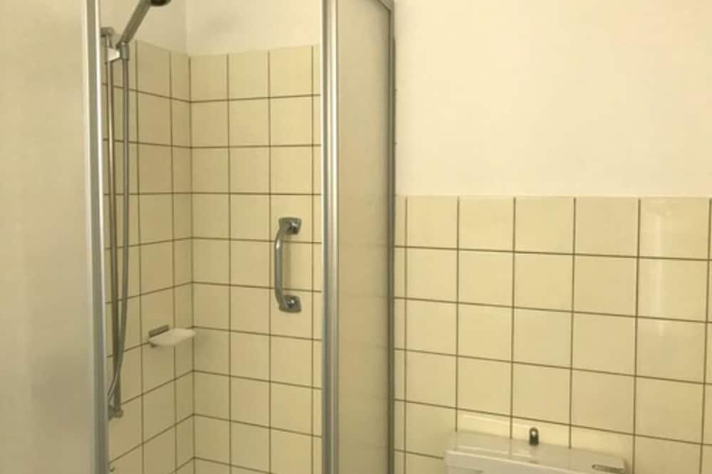 Double Room, Garden View - Bathroom