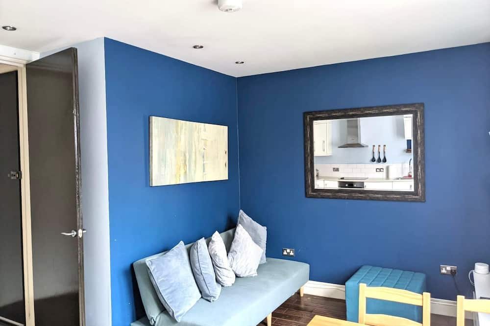 Apartment, 1 Double Bed with Sofa bed - Living Area