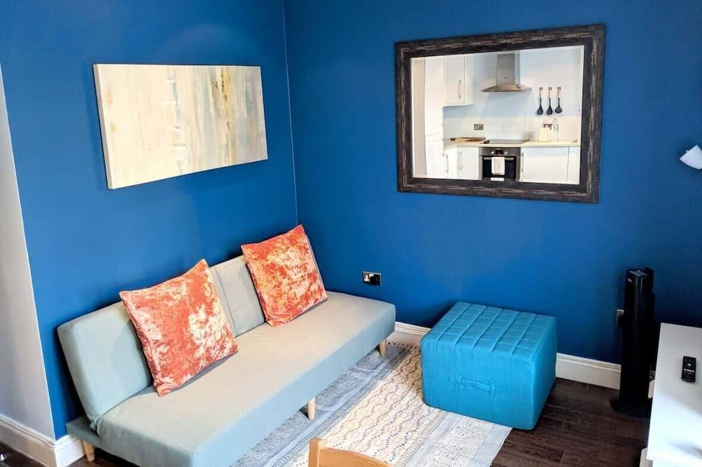 דירה, 2 חדרי שינה - אזור מגורים
