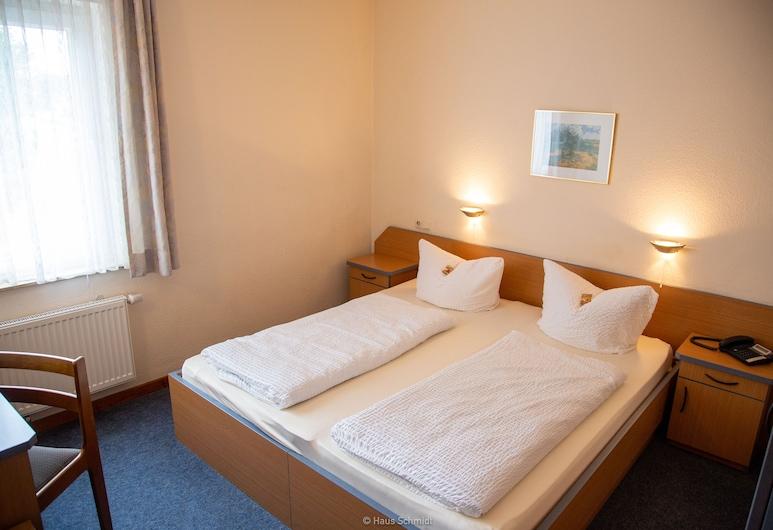 Hotel Haus Schmidt, Essen, Dobbeltrom – basic, Gjesterom