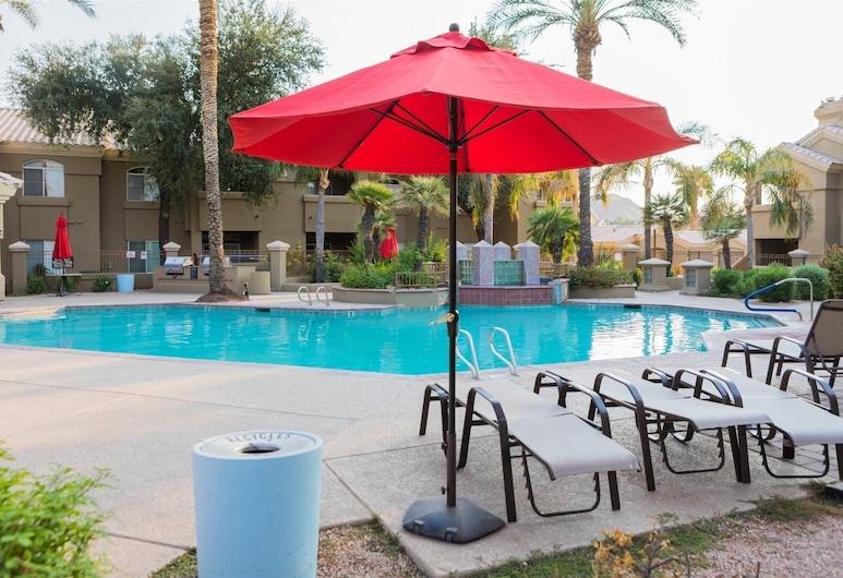 3BR Scottsdale Condo, Paradise Valley, Ferienhaus, Pool