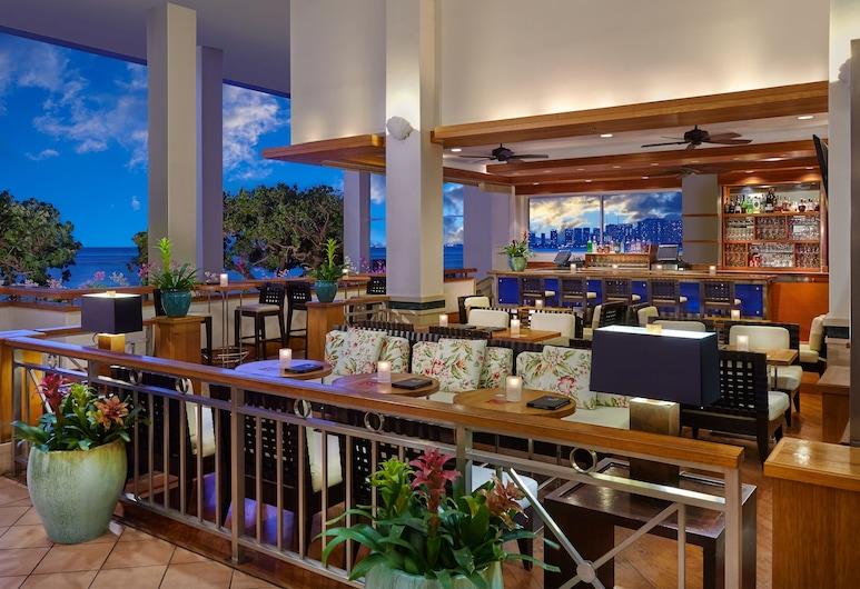 Kaimana Beach Hotel, هونولولو, بار الفندق