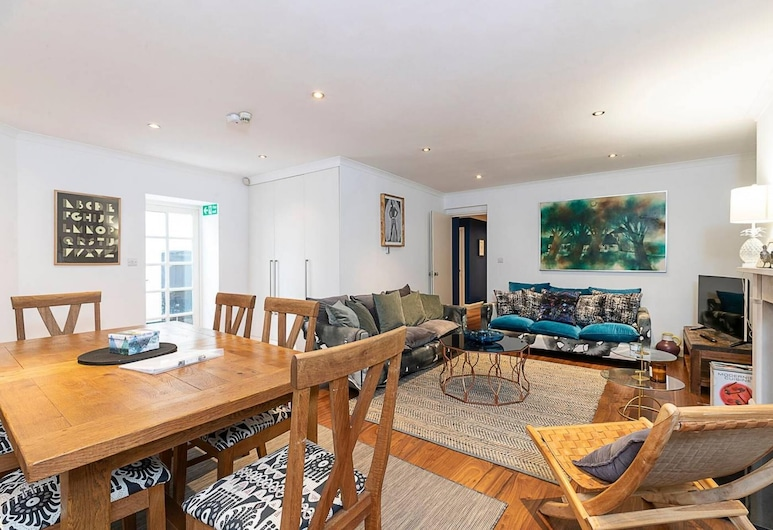 Lovely 2 Bedroom Flat in Chelsea, London, Apartment, Zimmer