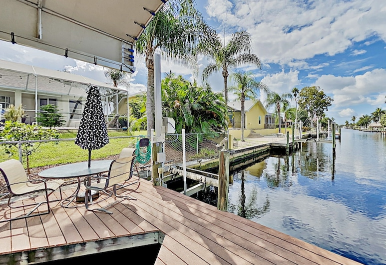 2211se15 4 Bedroom Home, Cape Coral, House, 3 Bedrooms, Pool