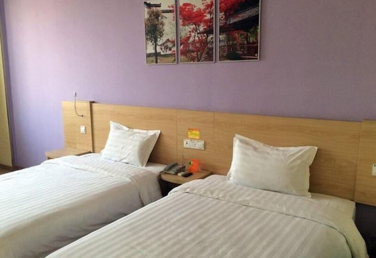 7 Days Inn Shangrao Boyang Jianshen Road Branch, שנגראו, נוף מהמלון