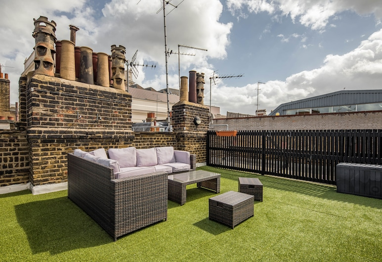 Hausd - Floral Street , Londres, Suite Luxe, 2 chambres, terrasse, Terrasse/Patio