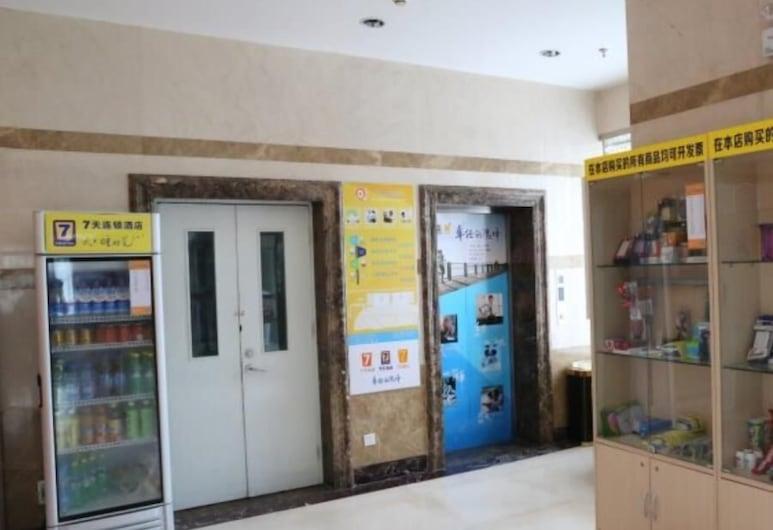 7 Days Inn Jinan Lixia District Zhengfu Branch, Jinan