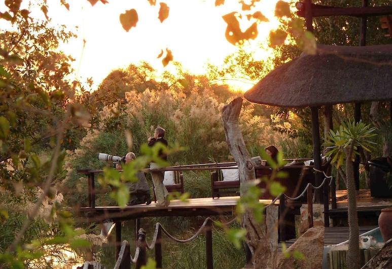 Mogalakwena River Lodge, Blouberg, Uitzicht vanaf hotel
