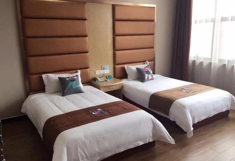Pai Hotel Zhenjiang Da Shikou Xijindu, Чжэньцзян, Номер