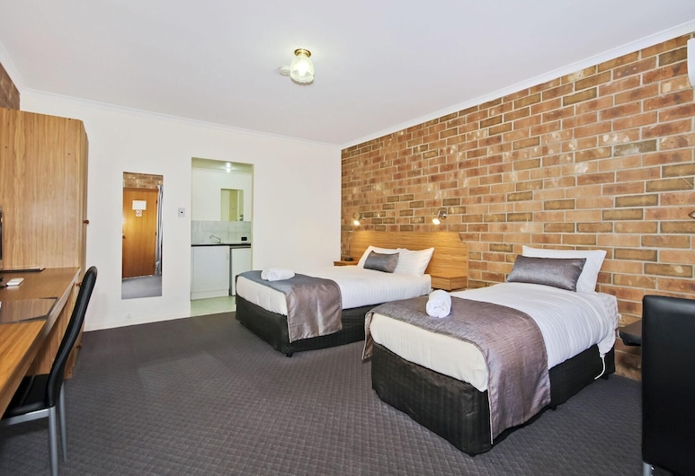 The Goolwa Central Motel, Goolwa, Guest Room