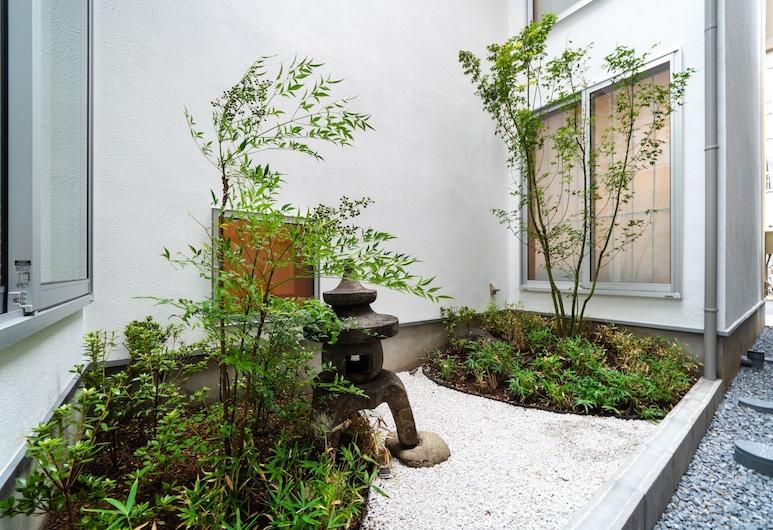 Wood House Morishita, 東京, 庭園