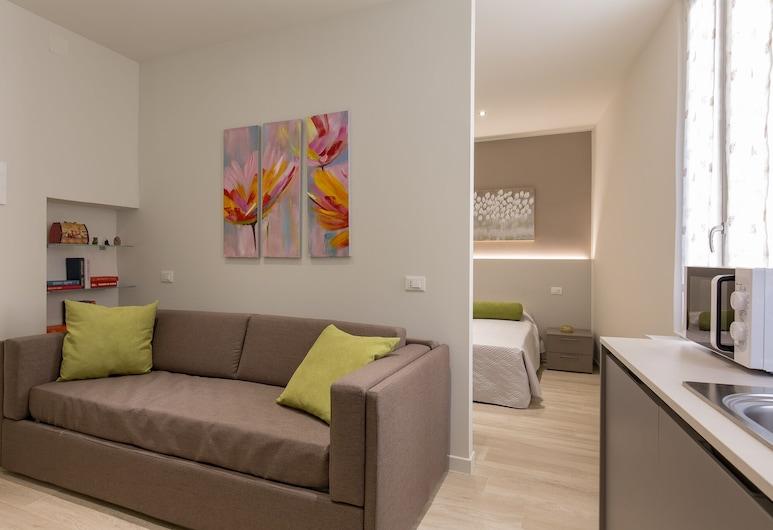 Casa Colibrì, Verona, Apartmán, 1 ložnice, Obývací prostor