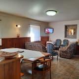 Vila, 6 spální, fajčiarska izba, súkromný bazén - Obývačka