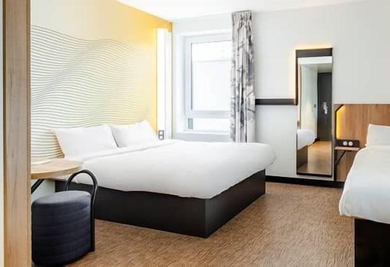 B&B ホテル ティオンヴィル サントル ガール, チオンヴィル, 4 人部屋, 部屋