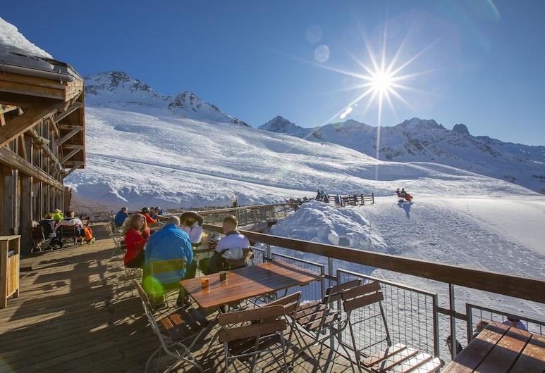Les Rachasses, Chamonix-Mont-Blanc, Balcony