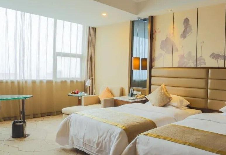 Jinling International Hotel, Huai'an, Zimmer