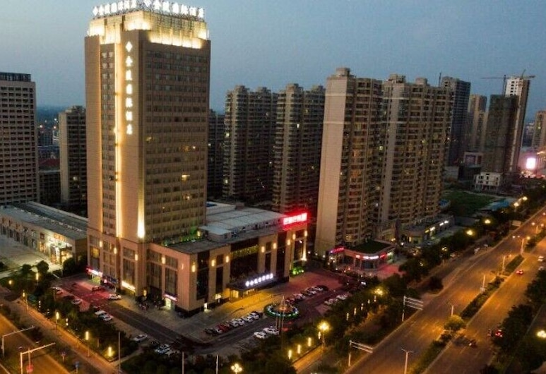 Jinling International Hotel, Huai'an, Utsikt fra hotellet