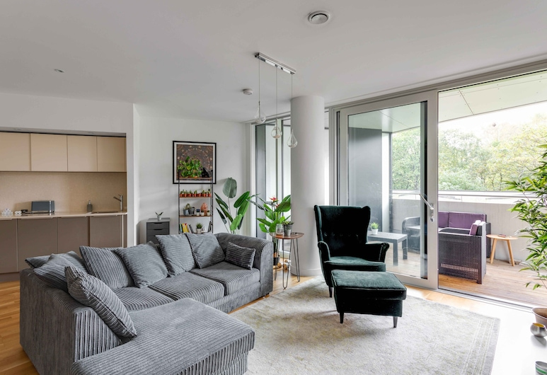 Modern Chiswick Apartment - Trt2, 倫敦