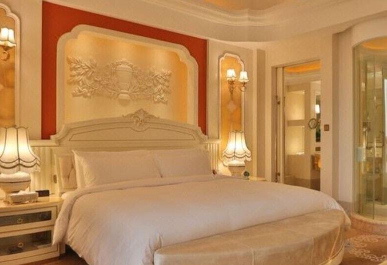Platinum Hanjue Hotel Changzhou, Changzhou, Quarto