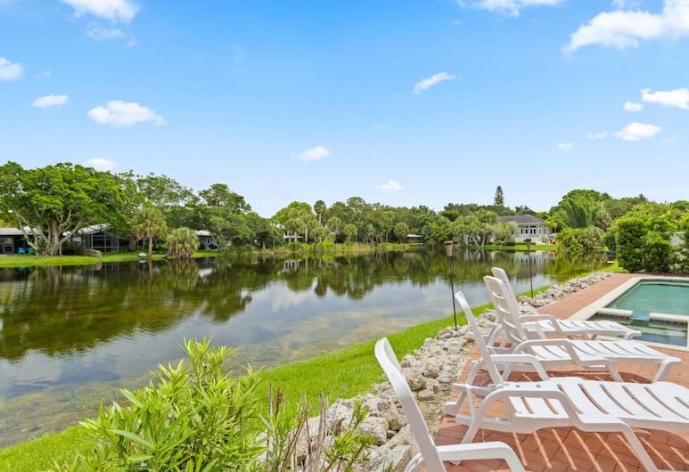 Lake Norma Luxury Living - Coronas Azul, Siesta Key, See