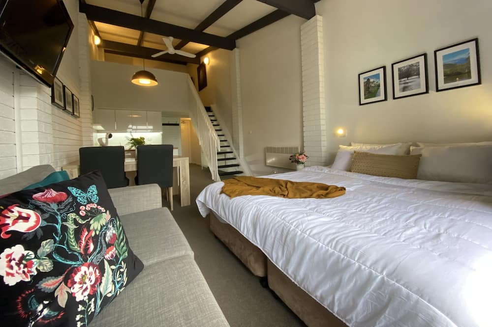 Apart Daire, 1 Yatak Odası - Oturma Alanı