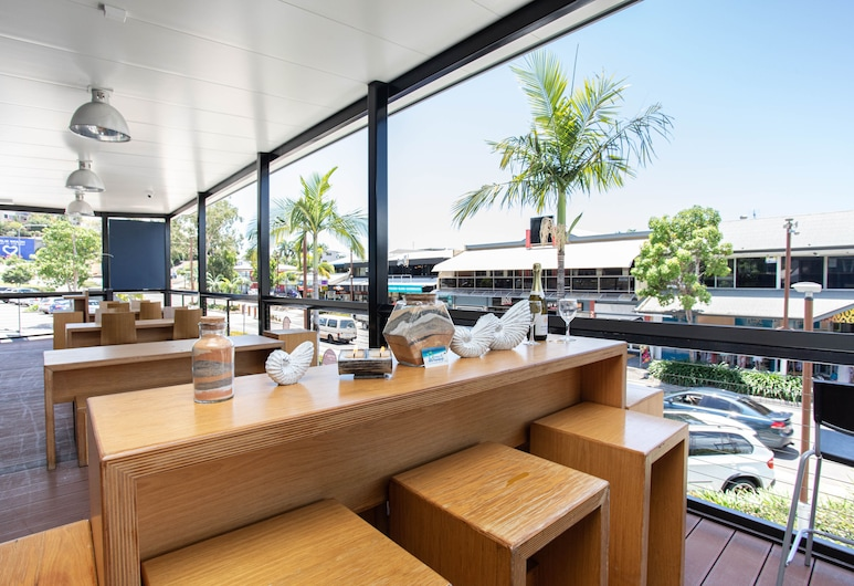 Airlie Sun & Sand Accommodation 6, Airlie Beach, Basic-lejlighed, Terrasse/patio