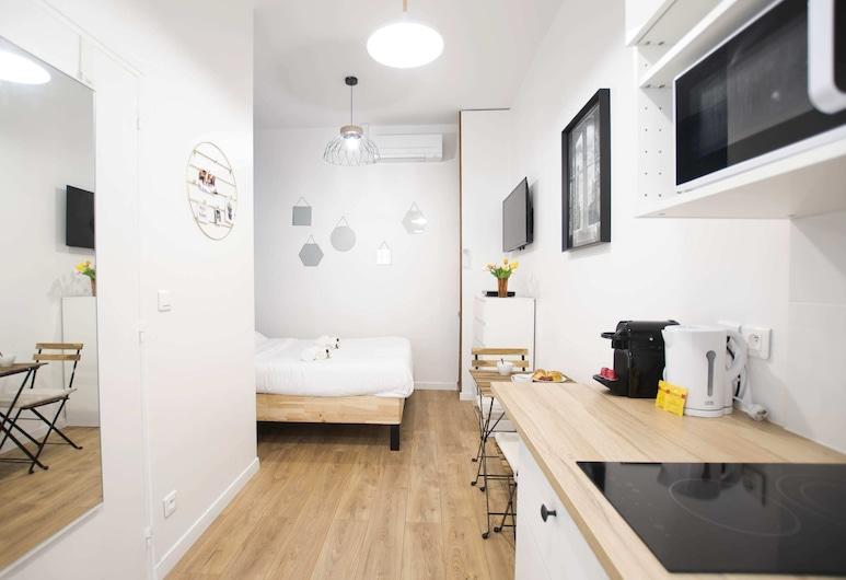 Guestready - Amazing Studio in Paris Vaugirard, 巴黎, 客房