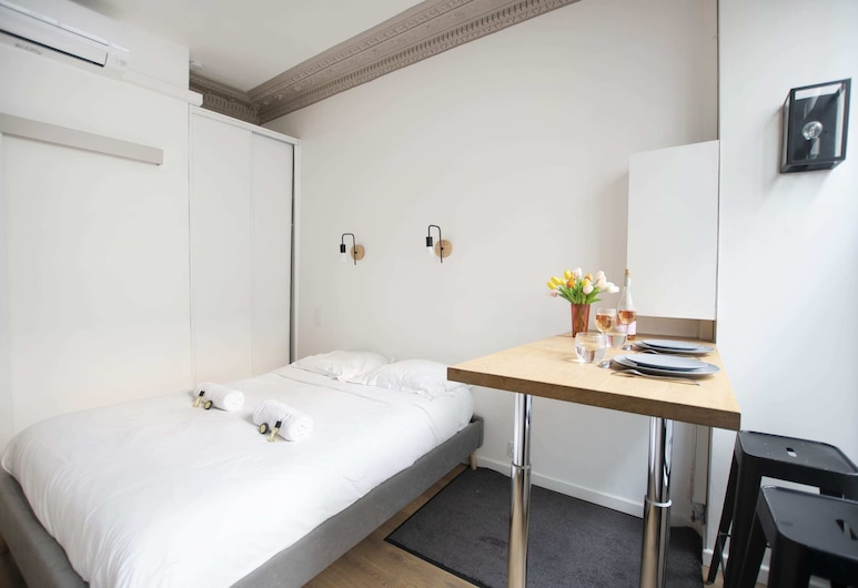 Guestready - Lovely Studio for 2 / Eiffel Tower - Prime Location!, París