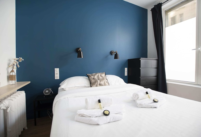 Guestready - Bright and Comfy Home, Very Close to Eiffel Tower!, Paris