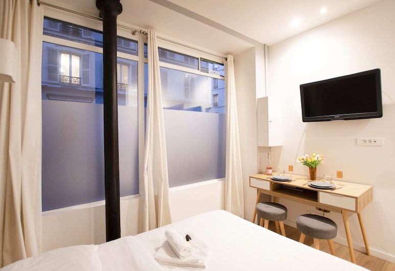 Guestready - Fully-equipped and Cosy Studio, Close to Batignolles, Paris