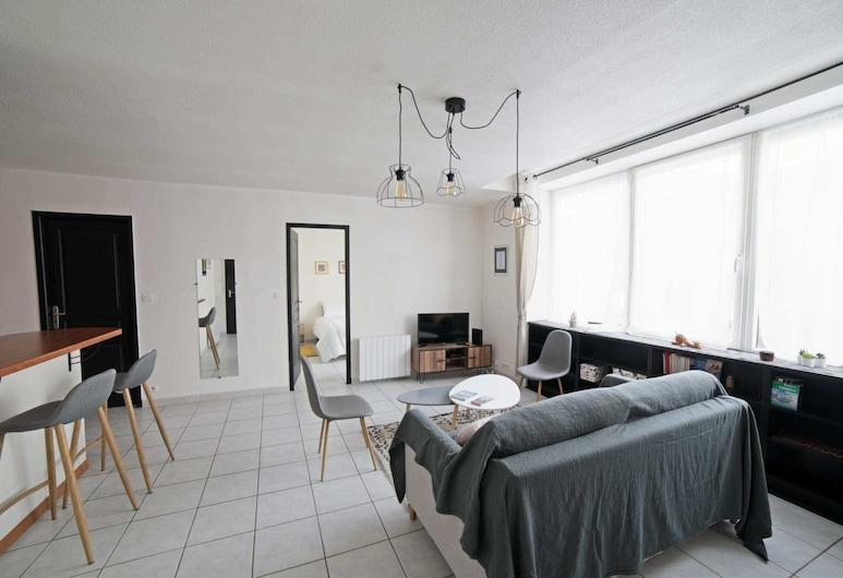Large Apartment Near the Train Station - Bordeaux, Bordeaux, Гостиная