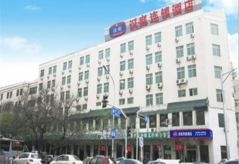 Hanting Hotel Beijing Niu Street, Pequim, Vista a partir do Hotel
