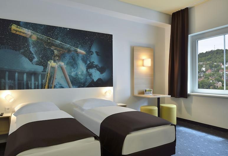 B&B Hotel Jena, Jena, Camera con 2 letti singoli, Camera