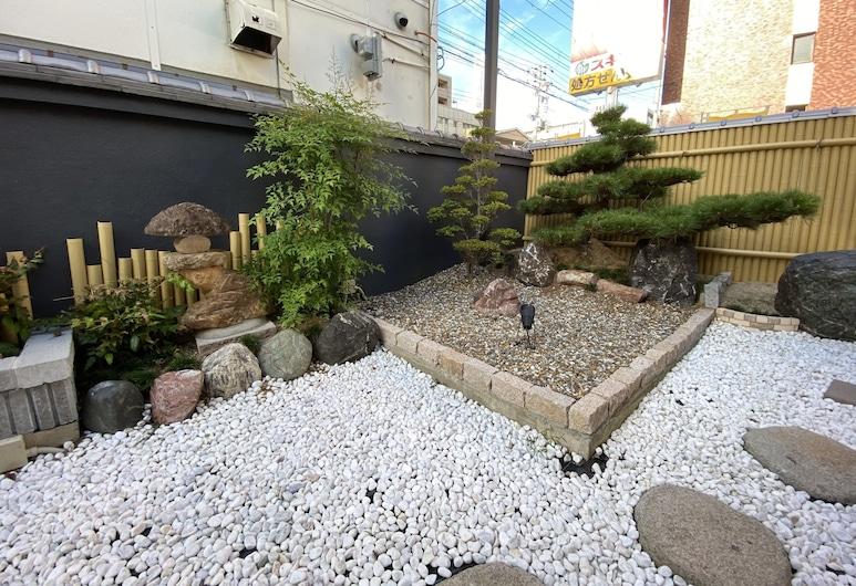 Amour Kobe East, Kobe, Garden