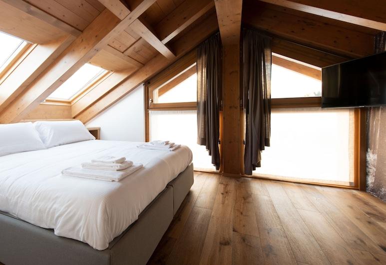 Italianway - San Pietro 8, Valdisotto, Căn hộ, 2 phòng ngủ, Bồn tắm nước nóng (Abete), Phòng
