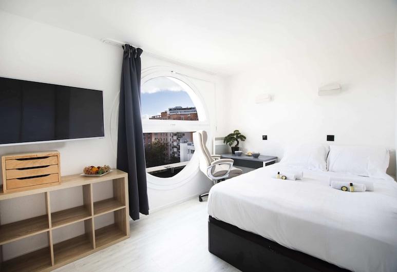 Guestready - Cozy Studio 15 Mins to Chinatown, París, Estudio básico, 1 cama doble, Habitación