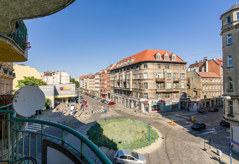 Apartment Wroclaw Nadodrze by Renters, Wroclaw, Balkon