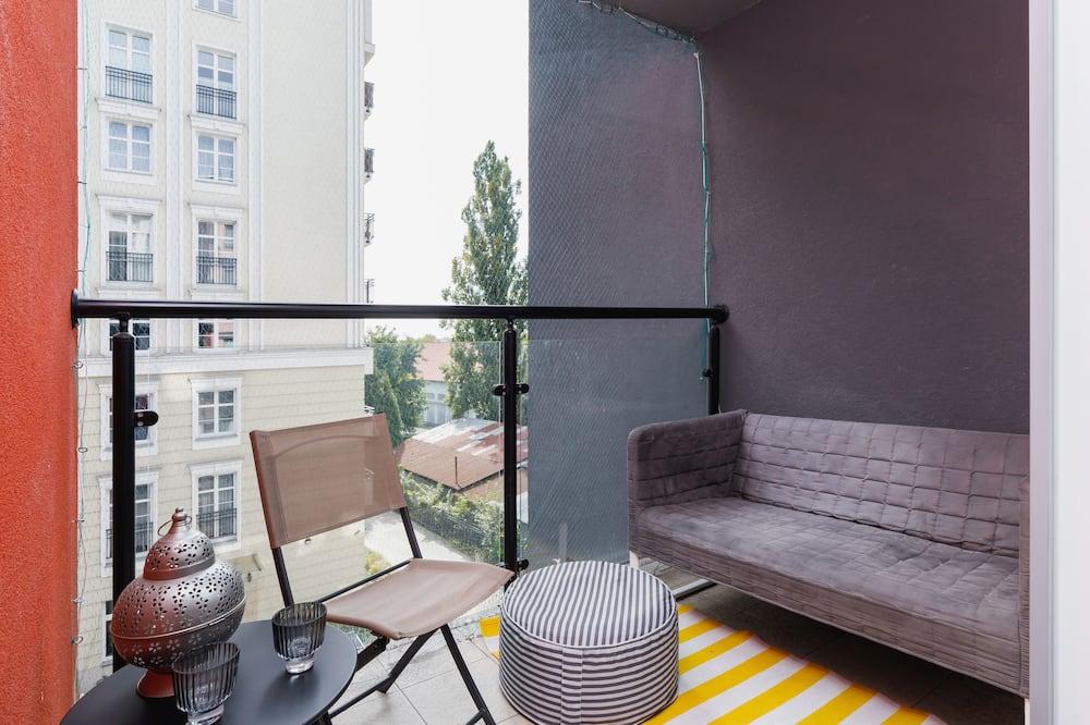 Studio, balkon - Balkón