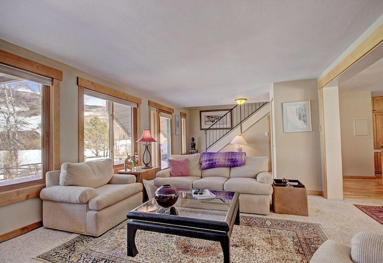 1250 Willow Grove 3 Bedroom Townhouse, Silverthorne, Dům, 3 ložnice, Obývací pokoj