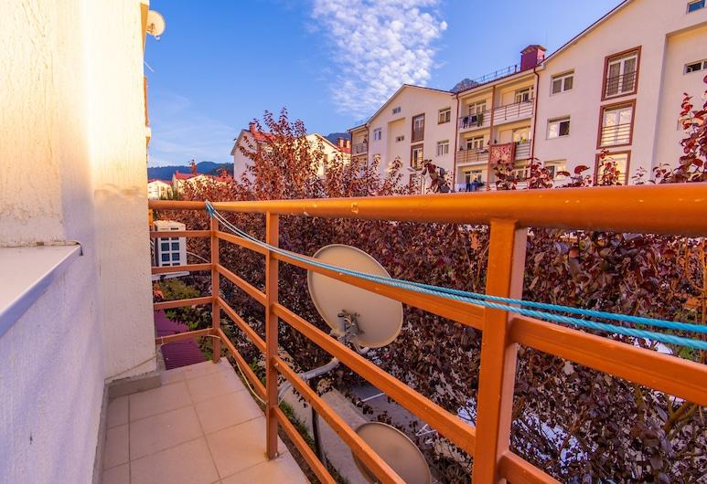 Апартаменты More на Эстонской, 37, Красная Поляна, Апартаменты, Балкон