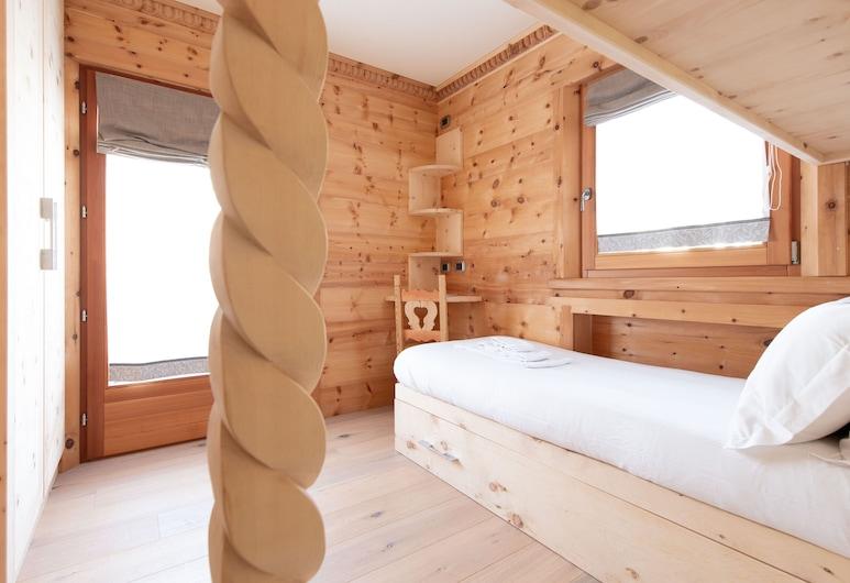 Italianway  - Tazzoli 9, Bormio, Külaliskorter, 2 magamistoaga, kööginurgaga, vaade mägedele, Tuba